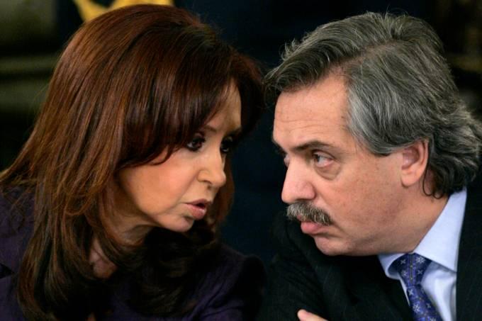 Cristina Fernandez – Alberto Fernandez