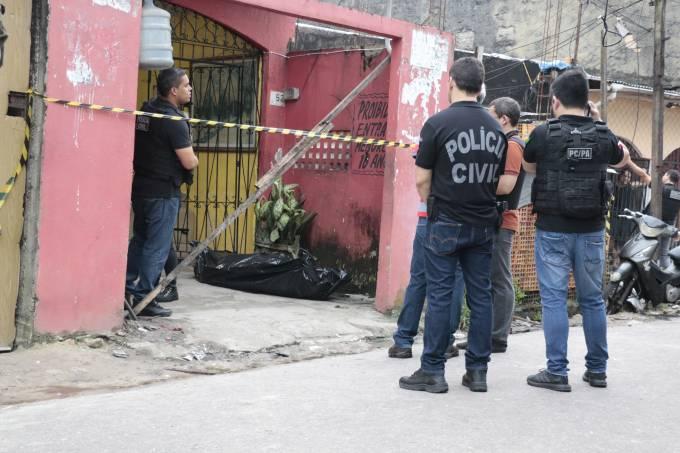 Onze são mortos em chacina em bar de Belém (PA) neste domingo (19)