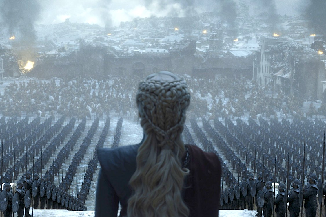 Game of Thrones - Final