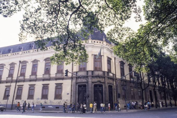 Colégio Pedro II no Rio de Janeiro