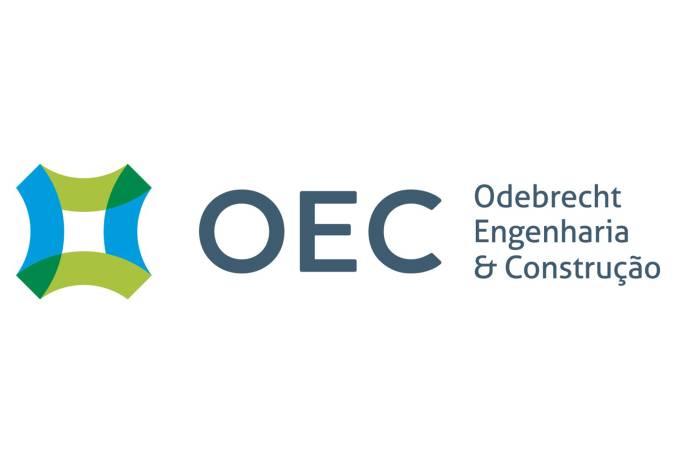 Novo logo da construtora Odebrecht