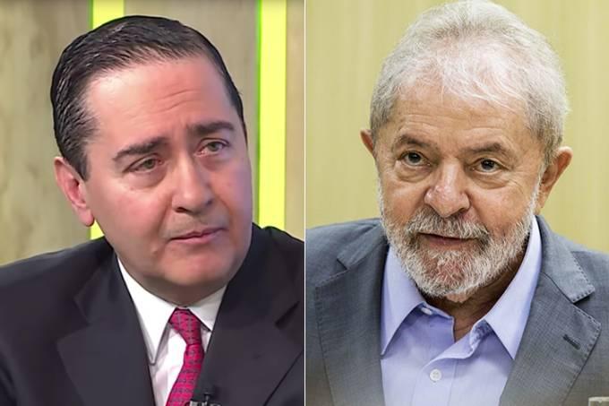 Carlos Eduardo Thompson Flores Lenz e Lula