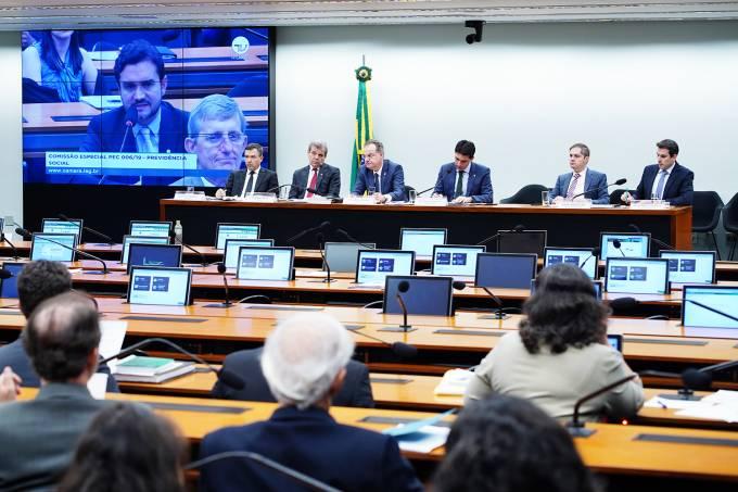Comissão Especial da Reforma de Previdência