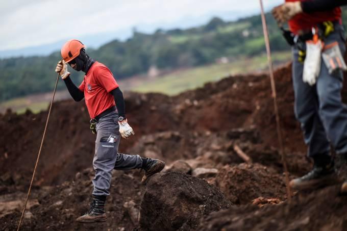 100 dias de rompimento de barragem em Brumadinho