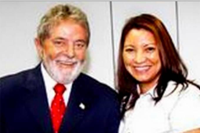 Lula e Janja