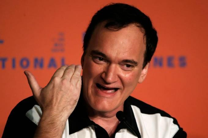 Quentin Tarantino lança filme em Cannes