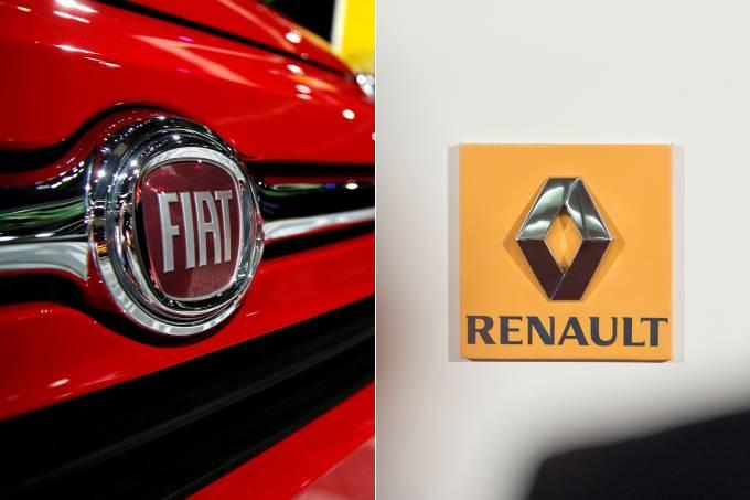 Fiat e Renault