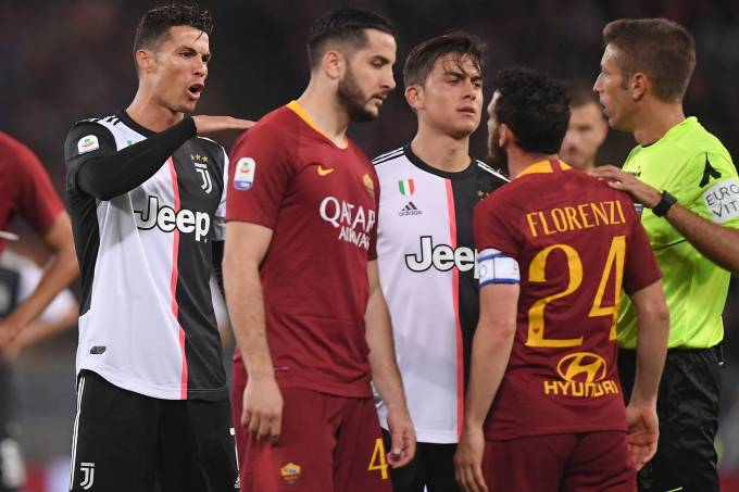 Serie A – Roma x Juventus