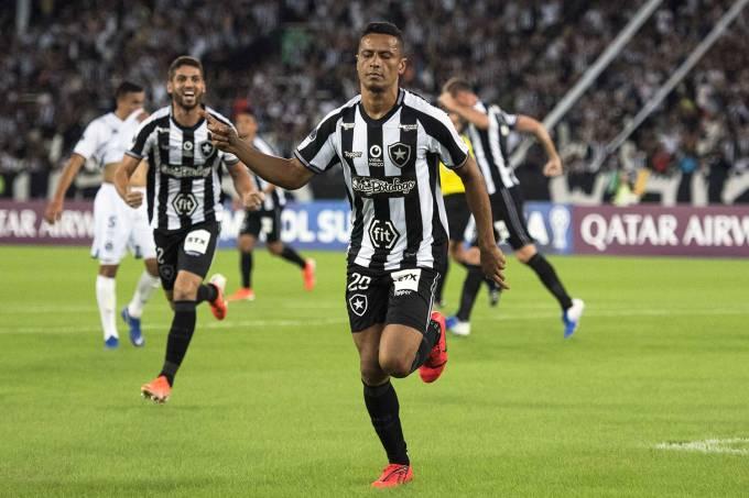 Copa Sul-Americana – Botafogo x Sol de América – Cícero