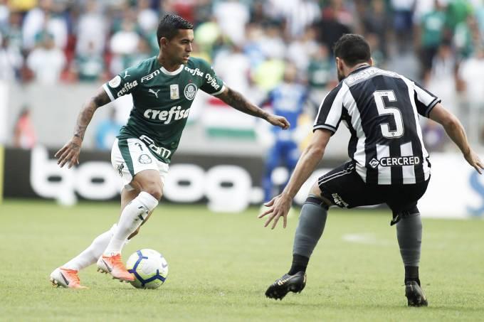 Campeonato Brasileiro – Botafogo x Palmeiras