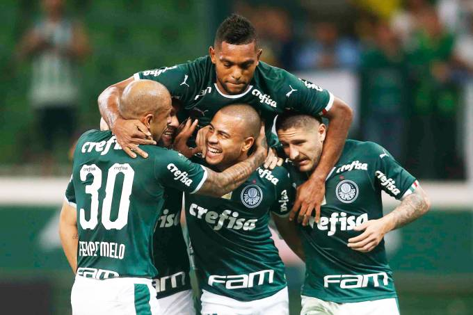Copa do Brasil – Palmeiras x Sampaio Corrêa