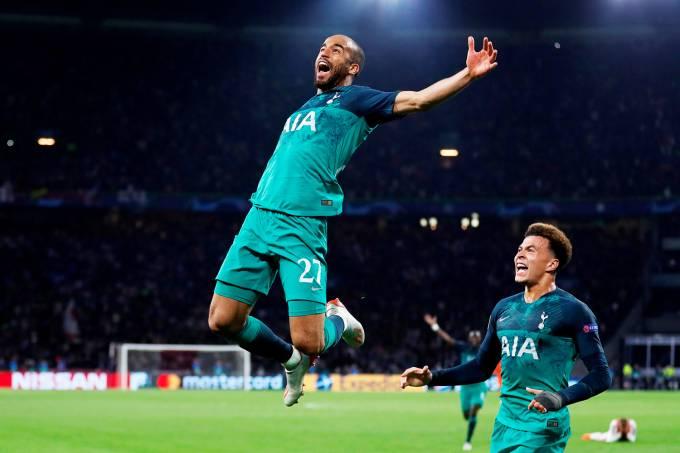Tottenham – Lucas Moura