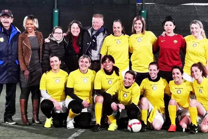 Time de futebol feminino do Vaticano