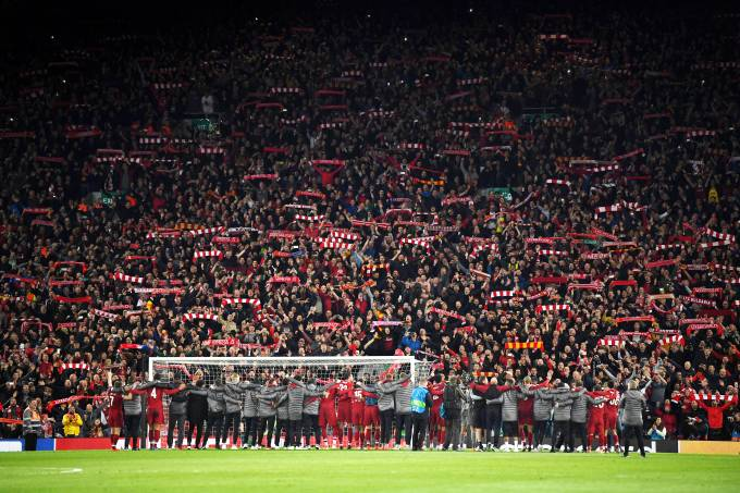 Liverpool e Barcelona
