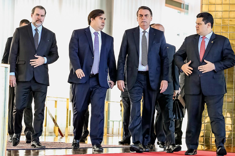 Toffoli se reuniu com autoridades contra movimento para afastar ...