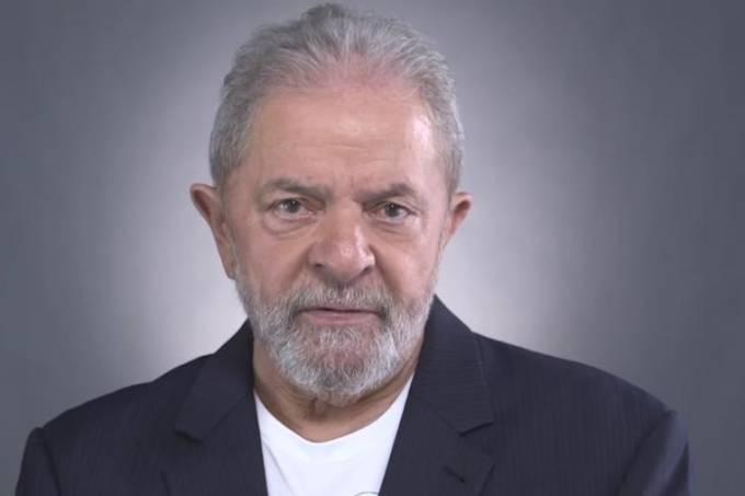 Lula – divulgacão pelo PT