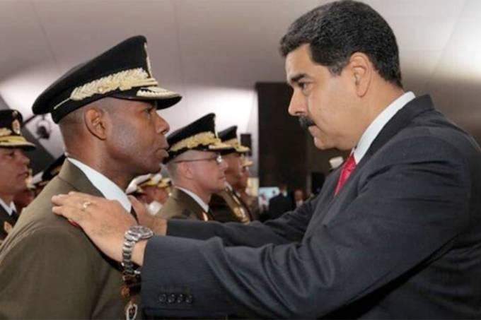 Maduro e Christian Figuera