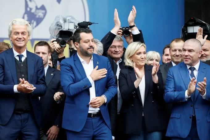 Eleição do Parlamento Europeu
