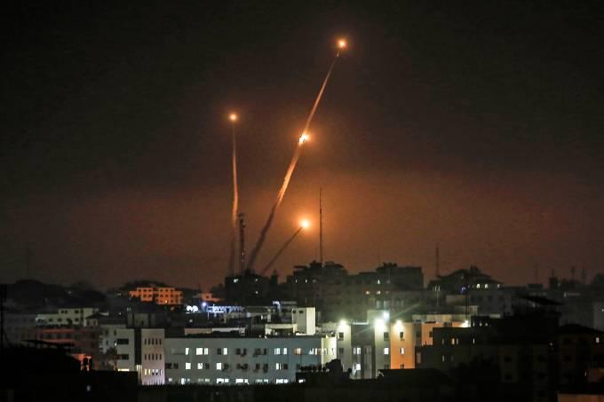 Ataques contra Israel