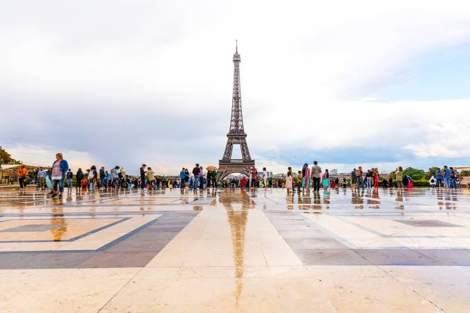 Paris – Torre Eiffel
