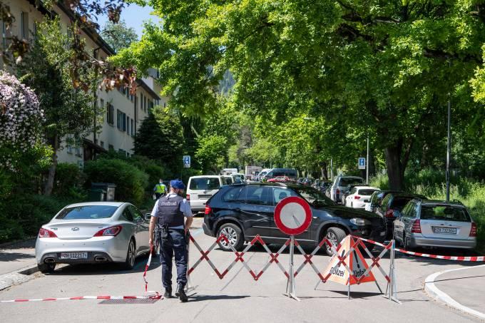 Sequestro na Suíça