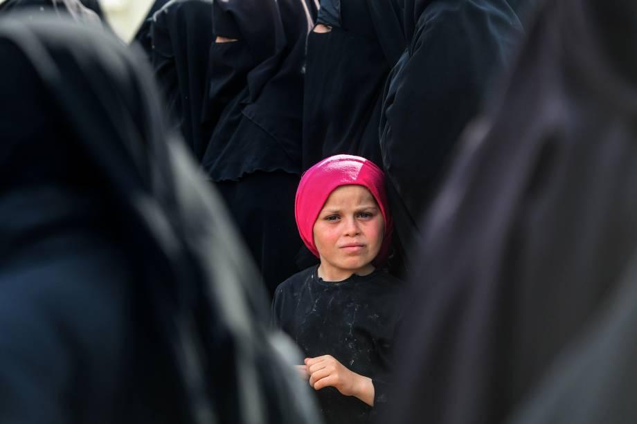Muitas crianças filhas de europeus não conseguem retornar a seus países de origem