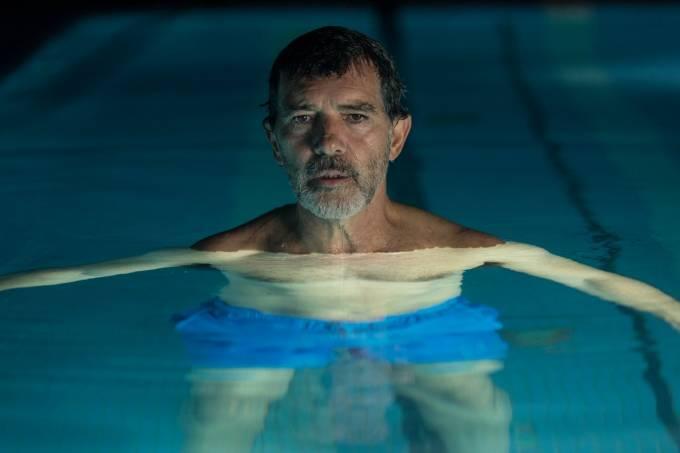Antonio Banderas em 'Dor e Glória'