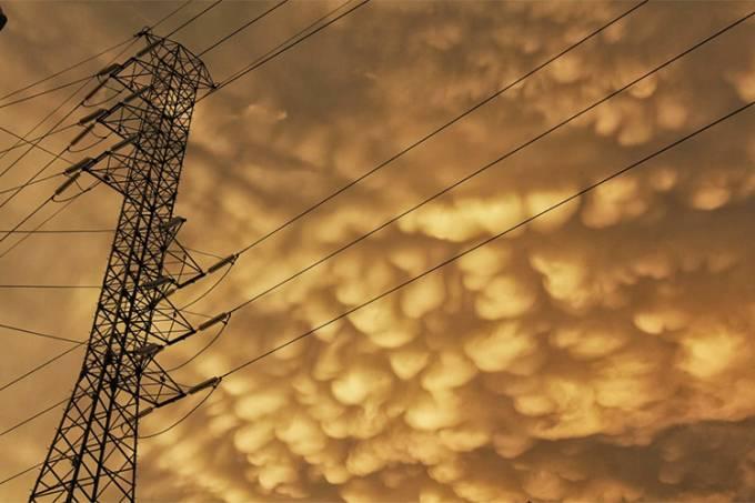 Nuvens mammatocumulus