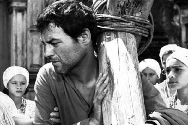 Cena do filme 'O Pagador de Promessas' (1962), de Anselmo Duarte