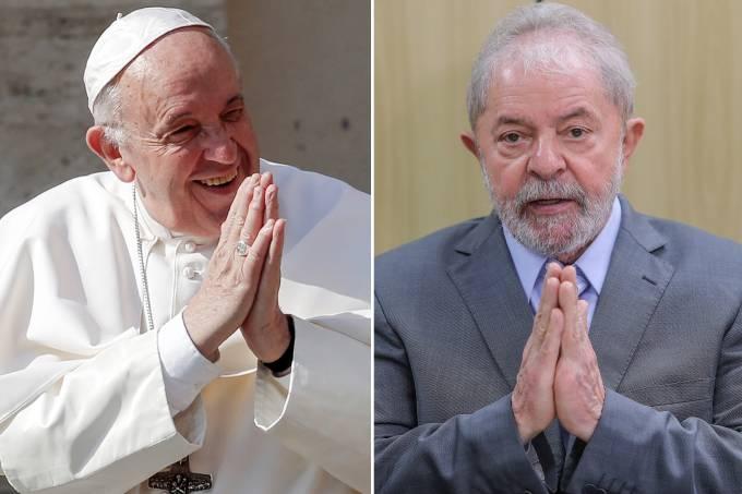 Papa Francisco e Lula