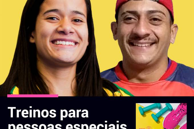 Podcast Enquanto Você Treina com Verônica Hipólito e Andre Portela