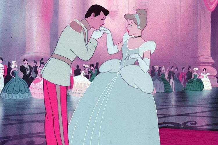Cena de 'Cinderela' (1950)