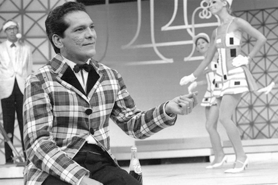 Lúcio Mario em TV0-TV1 exibido entre 1966 e 1969