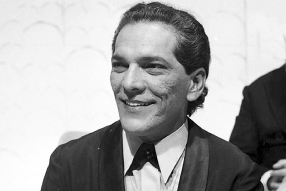 Lúcio Mauro em 'Alô Brasil, Aquele Abraço' em 1969