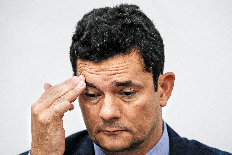"""Moro cita Doria e Huck como """"bons nomes"""" para candidatos à presidência"""