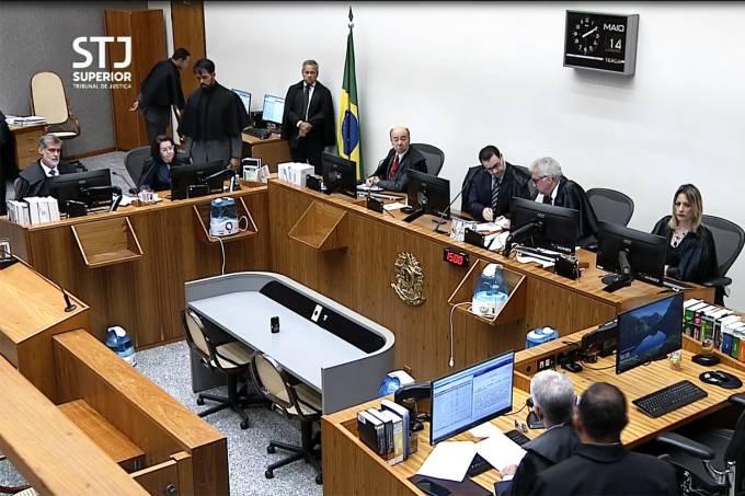 Julgamento do habeas corpus de Michel Temer