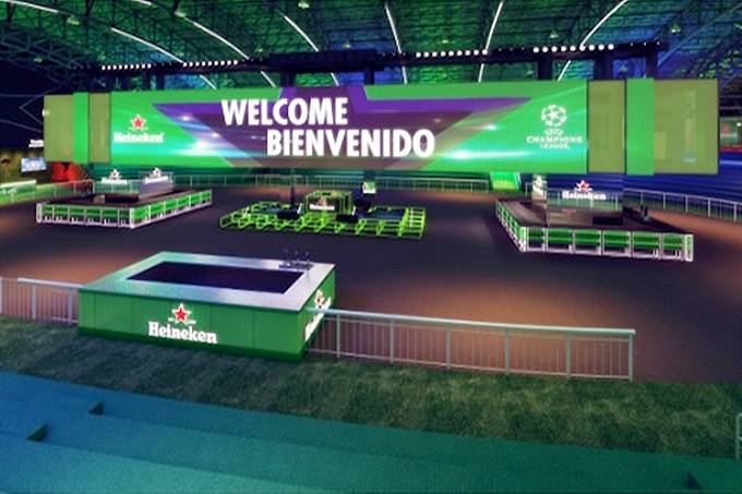 The Grand Finale Heineken