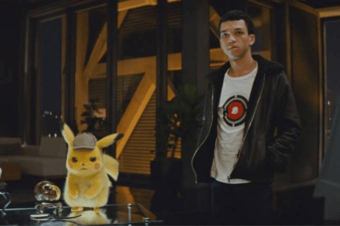 Justice Smith fala sobre 'Detetive Pikachu' e revela ser fã de Pokémon