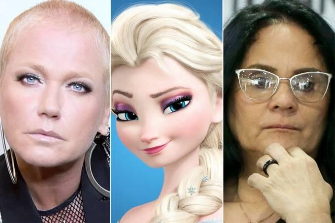 Xuxa, Elsa e Damares