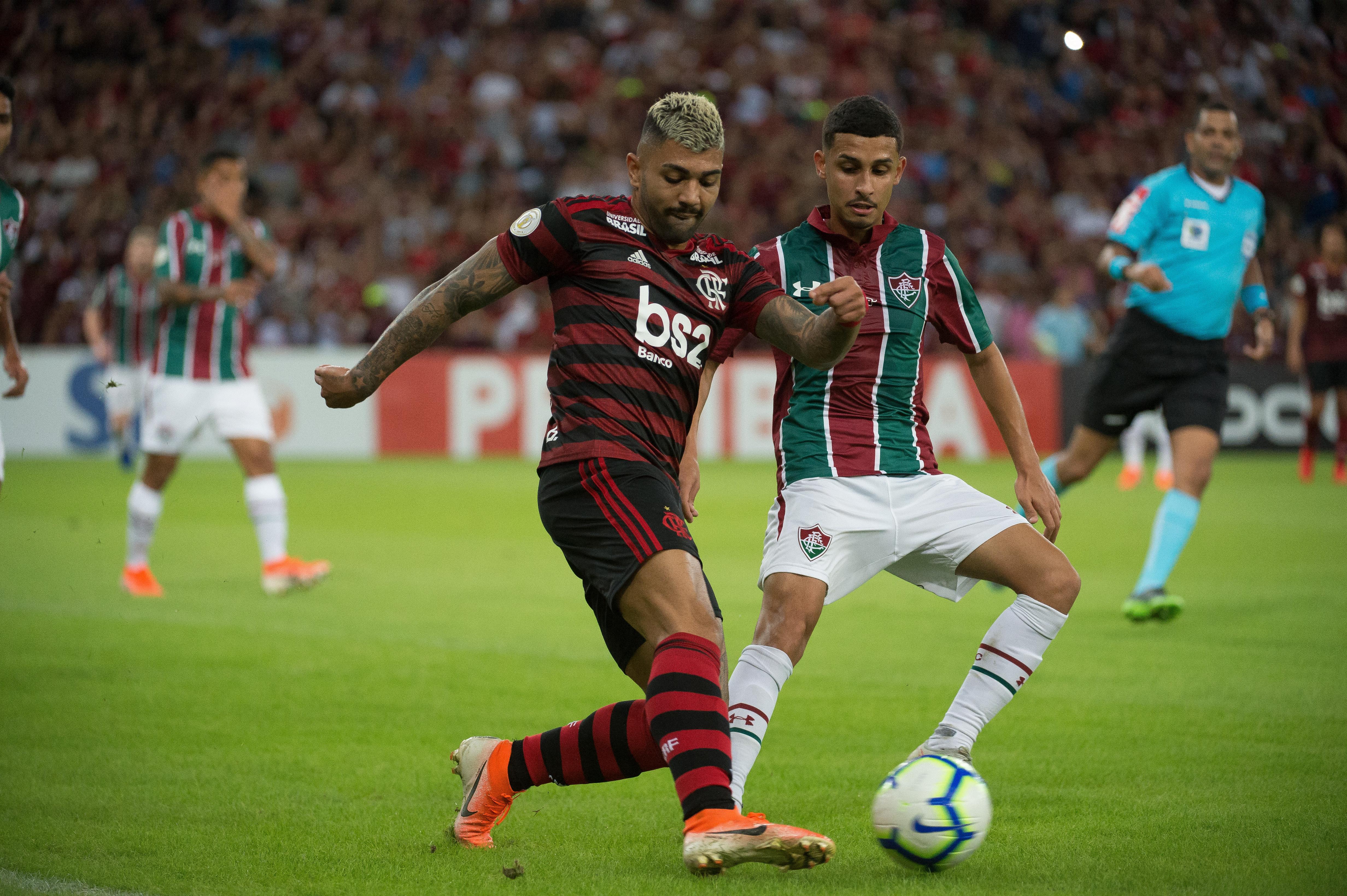 Flutv Como Assistir A Fluminense X Flamengo Pela Final Da Taca Rio Veja