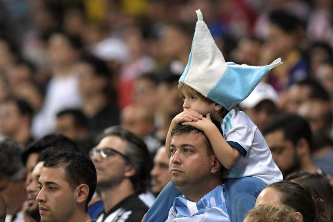 Copa America Brazil 2019 – Group B – Argentina v Paraguay