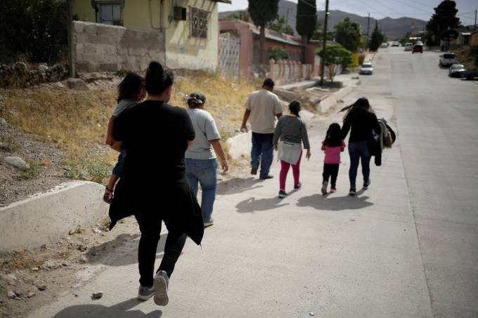 México – Imigrantes