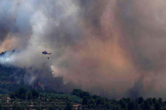 Incêndio – Tarragona