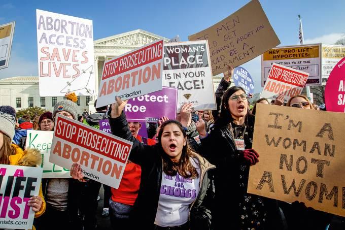 Aborto – Estados Unidos