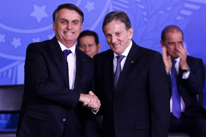 Jair Bolsonaro e Floriano Peixoto