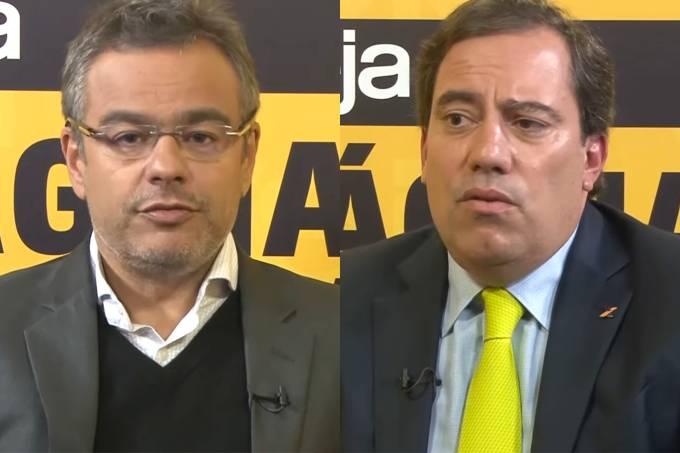 Amarelas – Presidente da Caixa Econômica Federal