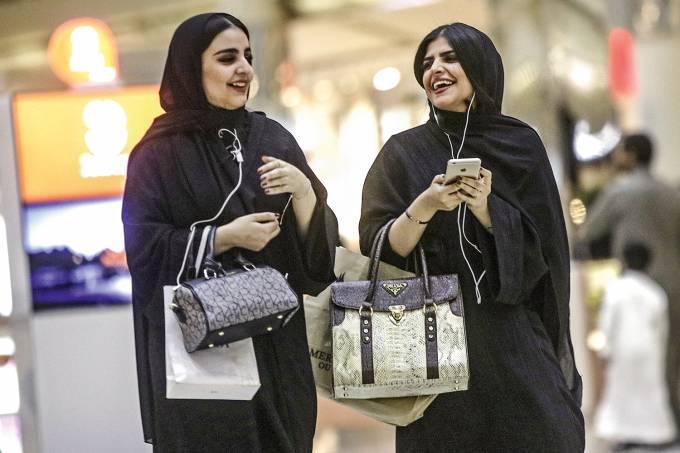 Arábia Saudita – Mulheres