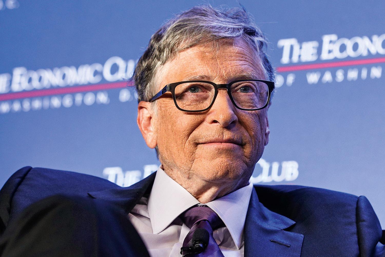 Bill Gates volta a ser a pessoa mais rica do mundo