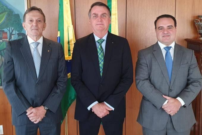 Jair Bolsonaro anuncia novos ministros