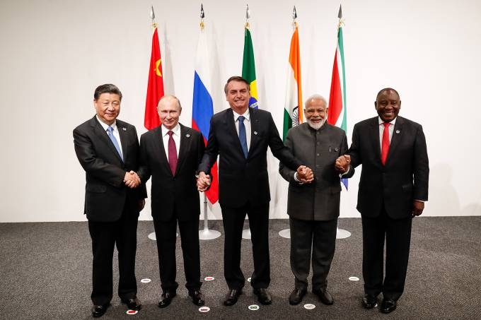 28/06/2019 Reunião Informal do BRICS